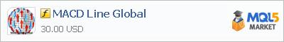 Индикатор MACD Line Global