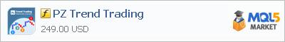 Купить индикатор PZ Trend Trading в магазине систем алготрейдинга