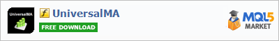 Купить индикатор UniversalMA в магазине систем алготрейдинга