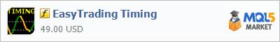 Купить индикатор EasyTrading Timing в магазине систем алготрейдинга