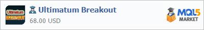 Купить эксперта Ultimatum Breakout в магазине систем алготрейдинга