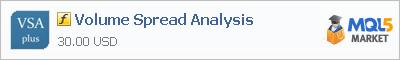 Индикатор Volume Spread Analysis