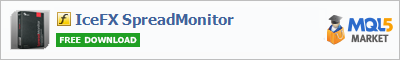 Индикатор IceFX SpreadMonitor