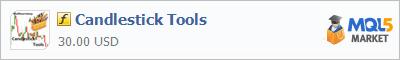 Купить индикатор Candlestick Tools в магазине систем алготрейдинга