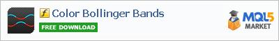 Купить индикатор Color Bollinger Bands в магазине систем алготрейдинга