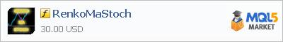 Купить индикатор RenkoMaStoch в магазине систем алготрейдинга