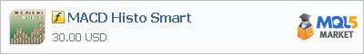 Индикатор MACD Histo Smart