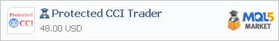 Купить эксперта Protected CCI Trader в магазине систем алготрейдинга