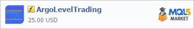 Купить индикатор ArgoLevelTrading в магазине систем алготрейдинга