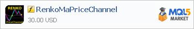 Купить индикатор RenkoMaPriceChannel в магазине систем алготрейдинга