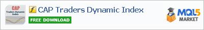 Индикатор CAP Traders Dynamic Index