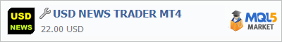 Утилита USD NEWS TRADER MT4