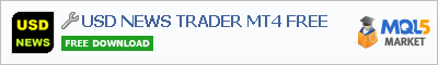 Утилита USD NEWS TRADER MT4 FREE