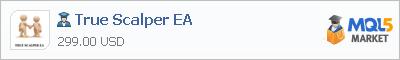 Купить эксперта True Scalper EA в магазине систем алготрейдинга
