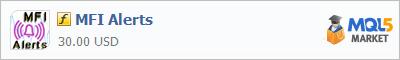 Купить индикатор MFI Alerts в магазине систем алготрейдинга