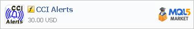 Купить индикатор CCI Alerts в магазине систем алготрейдинга