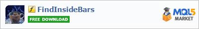 Купить индикатор FindInsideBars в магазине систем алготрейдинга