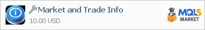 Утилита Market and Trade Info