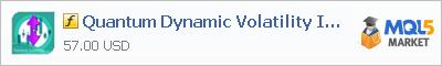 Индикатор Quantum Dynamic Volatility Indicator