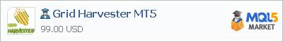 Купить эксперта Grid Harvester MT5 в магазине систем алготрейдинга