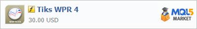 Индикатор Tiks WPR 4
