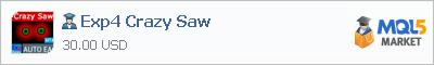 Купить эксперта Exp4 Crazy Saw в магазине систем алготрейдинга