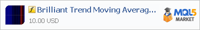 Купить индикатор Brilliant Trend Moving Average Crossing в магазине систем алготрейдинга