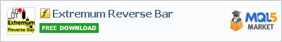 Купить индикатор Extremum Reverse Bar в магазине систем алготрейдинга