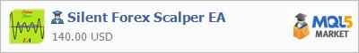 Купить эксперта Silent Forex Scalper EA в магазине систем алготрейдинга