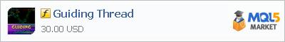 Купить индикатор Guiding Thread в магазине систем алготрейдинга