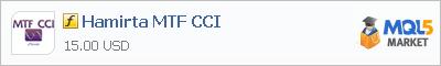 Индикатор Hamirta MTF CCI