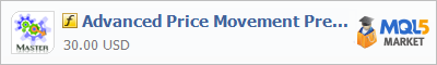 Купить индикатор Advanced Price Movement Predictor Master Edition 5 в магазине систем алготрейдинга