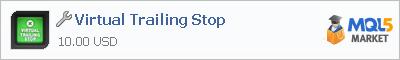 Купить эксперта Virtual Trailing Stop в магазине систем алготрейдинга