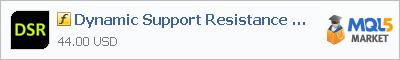 Купить индикатор Dynamic Support Resistance MT5 в магазине систем алготрейдинга