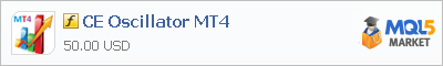 Купить индикатор CE Oscillator MT4 в магазине систем алготрейдинга