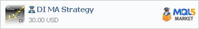 Купить эксперта DI MA Strategy в магазине систем алготрейдинга