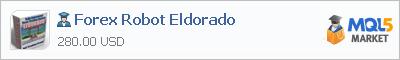 Советник Forex Robot Eldorado
