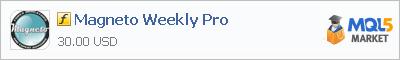 Индикатор Magneto Weekly Pro