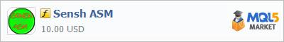 Индикатор Sensh ASM