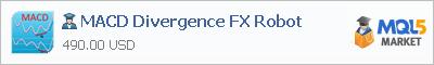 Советник MACD Divergence FX Robot