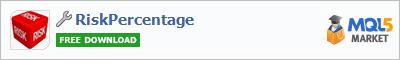 Купить приложение RiskPercentage в магазине систем алготрейдинга