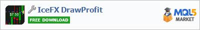Купить приложение IceFX DrawProfit в магазине систем алготрейдинга