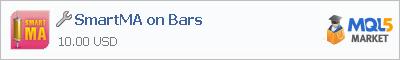 Купить приложение SmartMA on Bars в магазине систем алготрейдинга