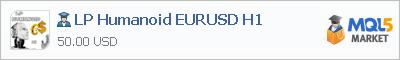 Советник LP Humanoid EURUSD H1