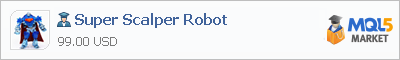 Советник Super Scalper Robot