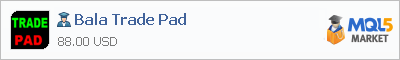 Купить эксперта Bala Trade Pad в магазине систем алготрейдинга