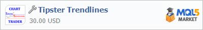 Купить приложение Tipster Trendlines в магазине систем алготрейдинга