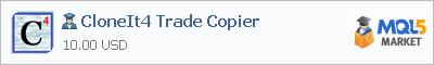 Советник CloneIt4 Trade Copier