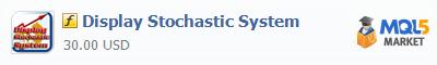Купить индикатор Display Stochastic System в магазине систем алготрейдинга
