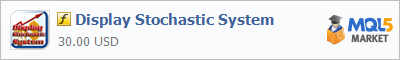 Индикатор Display Stochastic System